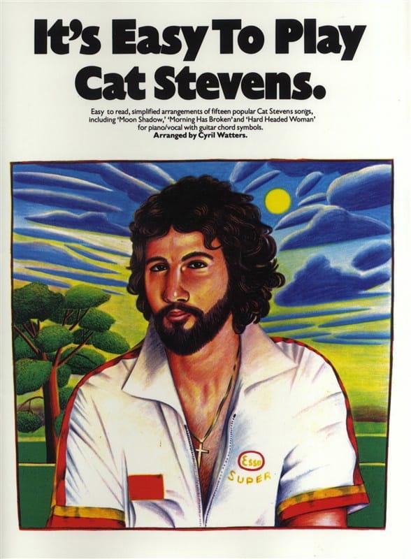 It's easy to play Cat Stevens - Cat Stevens - laflutedepan.com