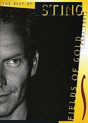 Sting - Fields Of Gold - Partition - di-arezzo.co.uk