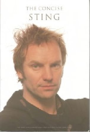 Sting - The concise - Partition - di-arezzo.co.uk