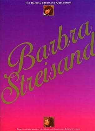 Barbra Streisand - Barbara Streisand Collection - Partition - di-arezzo.co.uk