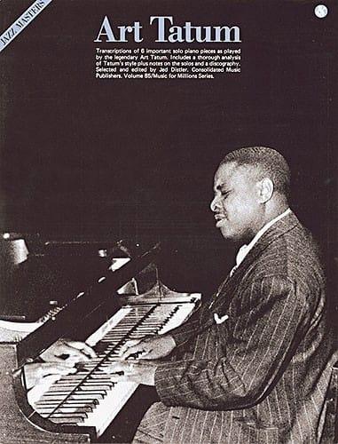 Art Tatum - Jazz Masters - Partition - di-arezzo.co.uk