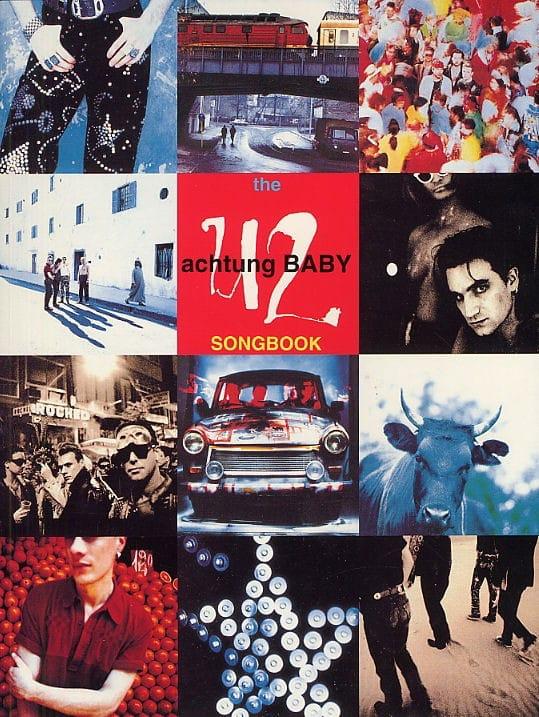 The achtung baby - U2 - Partition - Pop / Rock - laflutedepan.com
