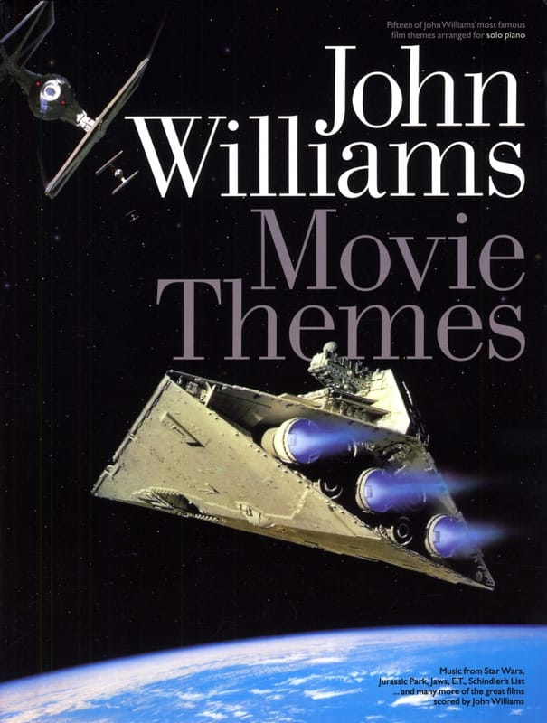 John Williams - Movies Themes - Partition - di-arezzo.co.uk