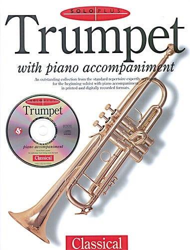 Solo Plus Classical - Partition - Trompette - laflutedepan.com