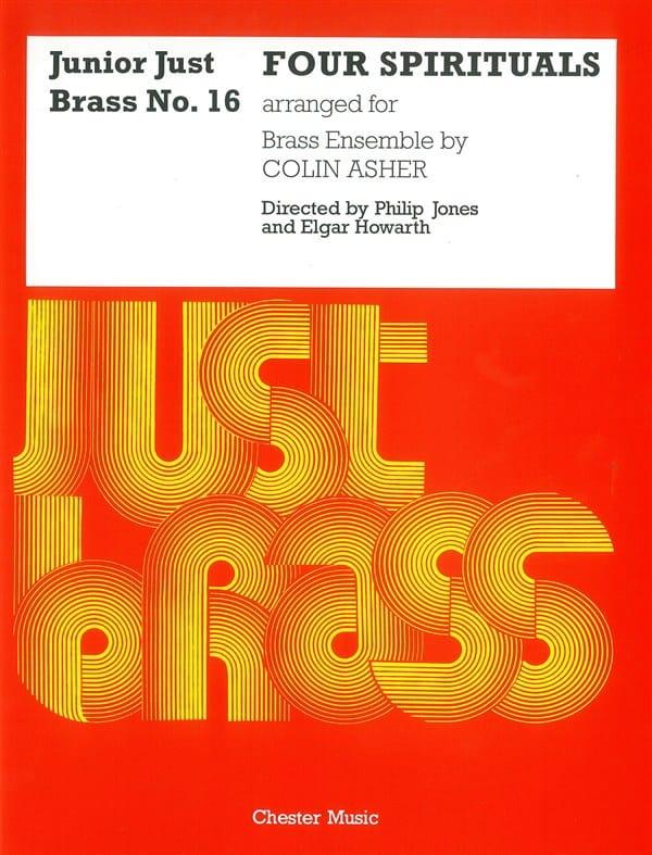 Four Spirituals - Junior Just Brass N° 16 - laflutedepan.com