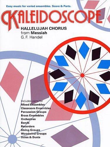 Hallelujah Chorus From Messiah - Kaleidoscope N° 10 - laflutedepan.com