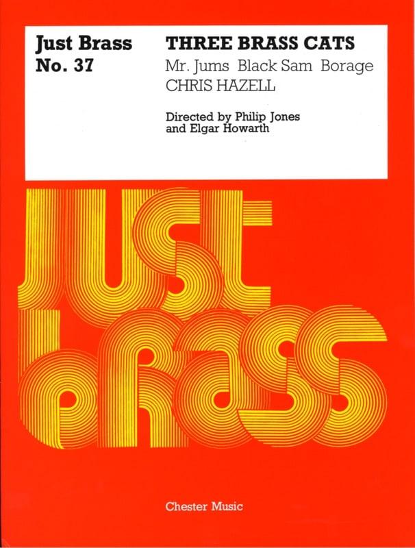3 Brass Cats - Just Brass N° 37 - Chris Hazell - laflutedepan.com