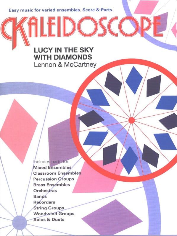 Lucy In The Sky With Diamonds - Kaleidoscope N° 34 - laflutedepan.com