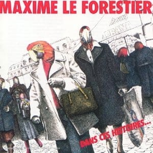 Le Forestier Maxime - In these stories - Album N ° 7 - Partition - di-arezzo.co.uk