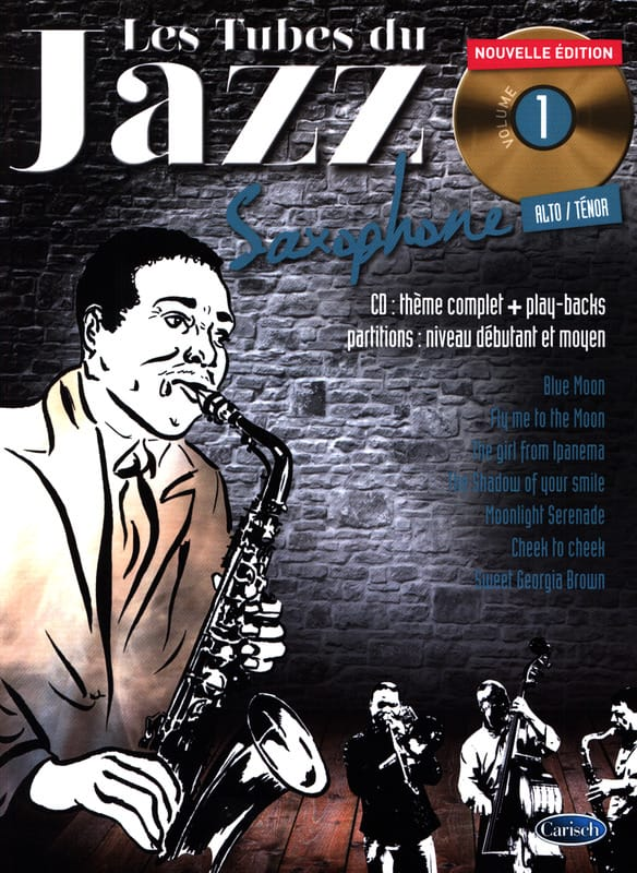 - The Jazz Tubes Volume 1 - Partition - di-arezzo.com