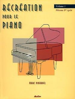 - Recreation For The Piano - Volume 1 - Partition - di-arezzo.co.uk