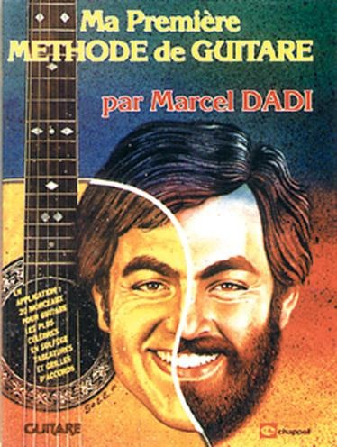 Marcel Dadi - My First Method of Guitar - Partition - di-arezzo.co.uk