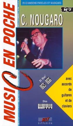 Claude Nougaro - Música en la bolsa N ° 7 - Partition - di-arezzo.es