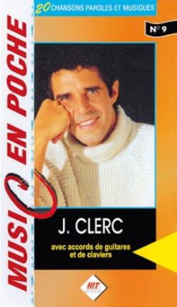 Music en poche N° 9 - Julien Clerc - Partition - laflutedepan.com