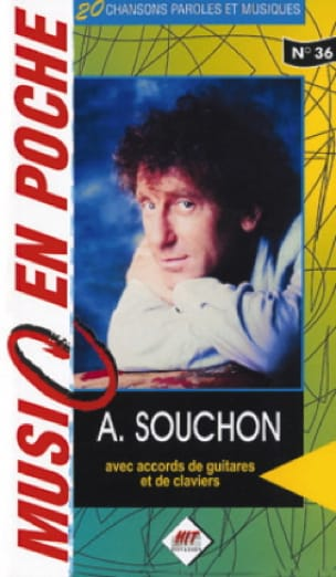 Alain Souchon - Music in the bag N ° 36 - Partition - di-arezzo.co.uk