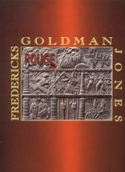 Jean-Jacques Goldman - RED - Partition - di-arezzo.com
