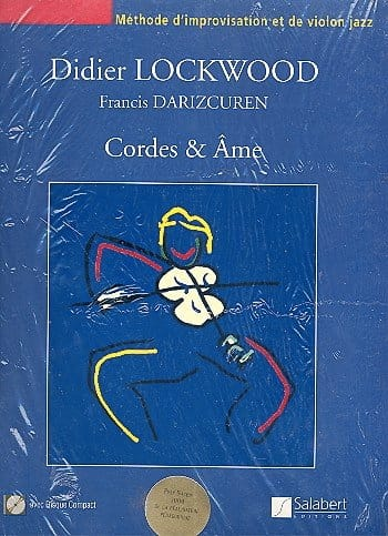 Didier Lockwood & Francis Darizcuren - Strings And Soul Method of Improvisation and Jazz Violin - Partition - di-arezzo.co.uk
