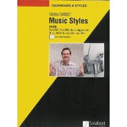 Music Styles - Fabrice Dardot - Partition - laflutedepan.com