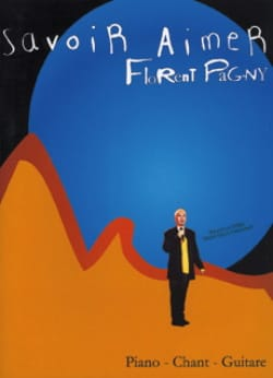 Florent Pagny - Know how to love - Partition - di-arezzo.co.uk