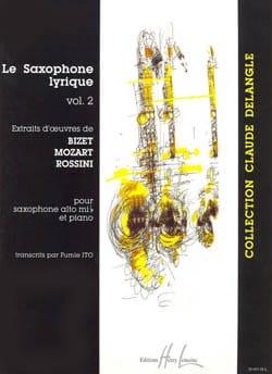 Le Saxophone Lyrique Volume 2 - Partition - laflutedepan.com