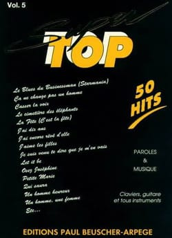 - Super Top Volume 5 - 50 Hits - Partition - di-arezzo.co.uk