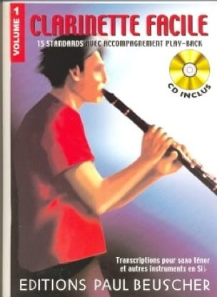 - Easy Clarinet Volume 1 - Partition - di-arezzo.com
