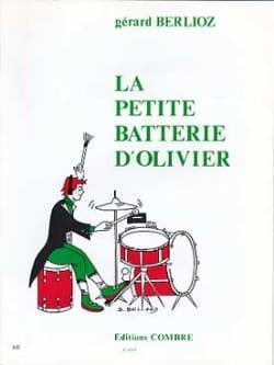 La Petite Batterie D' Olivier - BERLIOZ - Partition - laflutedepan.com
