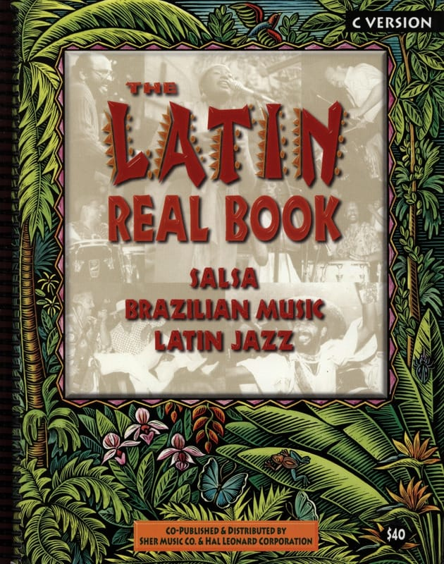 The Latin Real Book - Partition - Jazz - laflutedepan.com