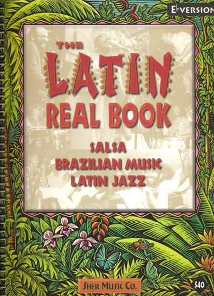 - The Latin Real Book - Eb - Partition - di-arezzo.co.uk