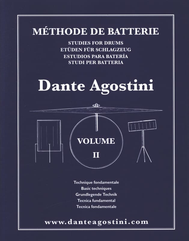 Dante Agostini - Volume 2 Battery Method - Partition - di-arezzo.com
