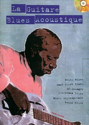 La Guitare Blues Accoustique - Michel Lelong - laflutedepan.com