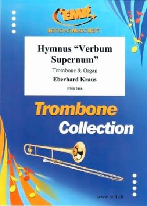 Hymnus Verbum Superman - Eberhard Kraus - Partition - laflutedepan.com