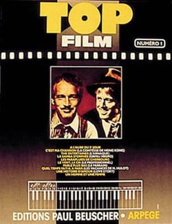 Top Film Volume 1 - Partition - Musique de film - laflutedepan.com