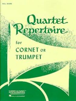 Voxman - Quartet Repertoire - Score - Partition - di-arezzo.co.uk