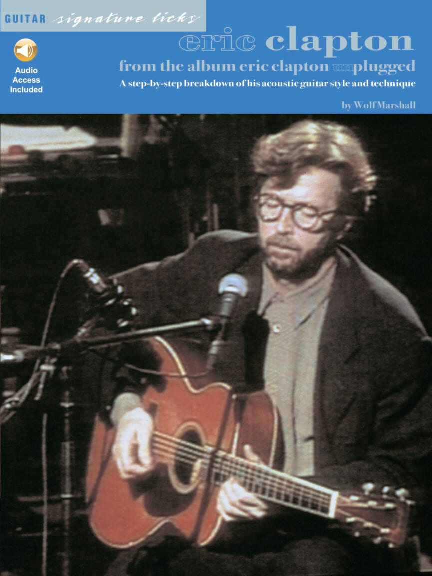 Eric Clapton - Guitarra Signature Licks - Partition - di-arezzo.es