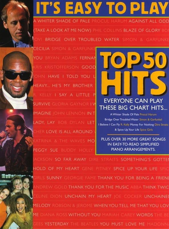 It's easy to play top 50 hits - Volume 2 - laflutedepan.com