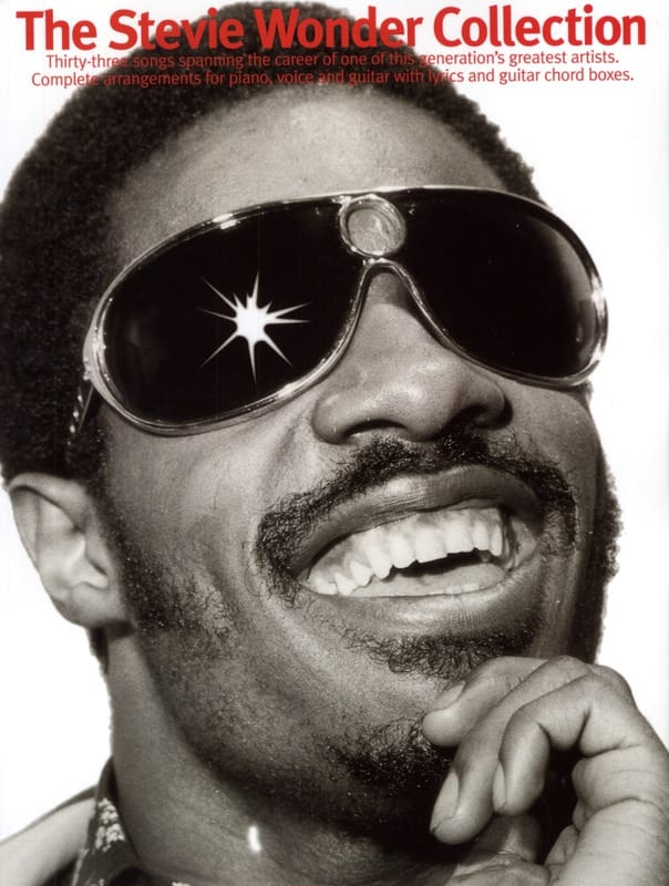 Stevie Wonder - The Stevie Wonder Collection - Partition - di-arezzo.com