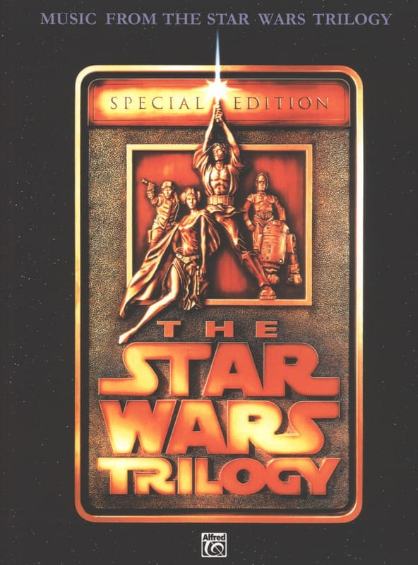 John Williams - Star Wars Trilogy - Partition - di-arezzo.co.uk