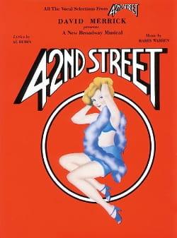 42nd Street - Harry Warren - Partition - laflutedepan.com