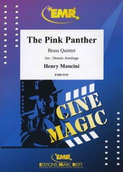 The Pink Panther - MANCINI - Partition - laflutedepan.com