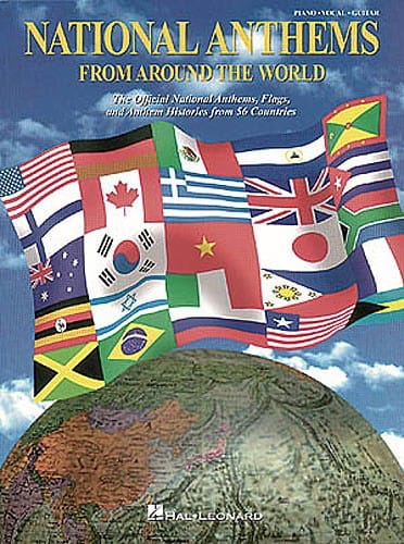National Anthems From Around The World - laflutedepan.com