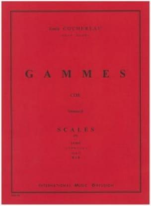 Emile Cochereau - Volume 2 ranges - Partition - di-arezzo.co.uk