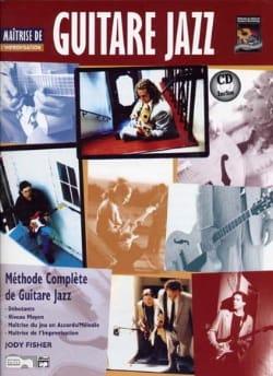 Jody Fisher - Jazz Guitar - Dominio de la improvisación - Partition - di-arezzo.es