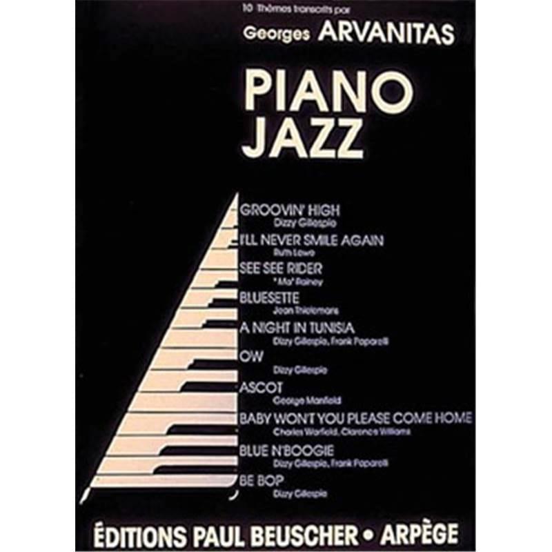 - Jazz Piano - Partition - di-arezzo.co.uk