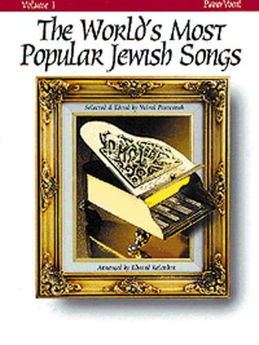 - The World's Most Popular Jewish Songs Volume 1 - Partition - di-arezzo.co.uk