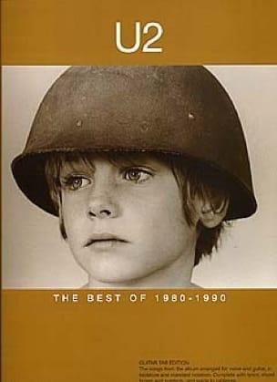 U2 - Best Of 1980-1990 - Partition - di-arezzo.co.uk