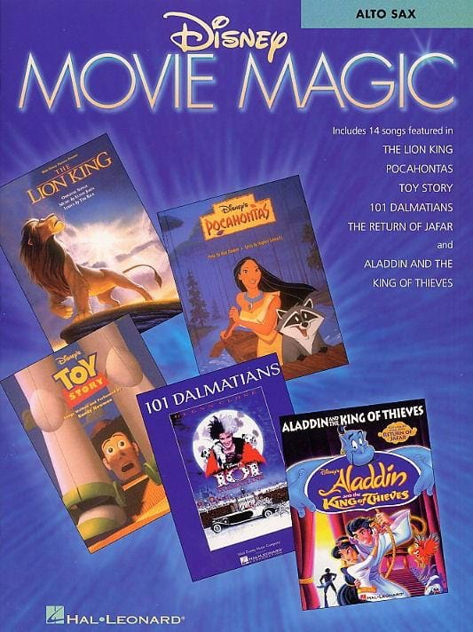 DISNEY - Disney Movie Magic - Partition - di-arezzo.com