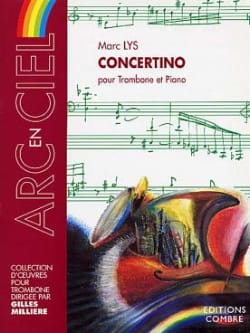 Marc Lys - Concertino - Partition - di-arezzo.co.uk