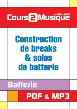 Construction de Breaks & Solos - François Daniel - laflutedepan.com