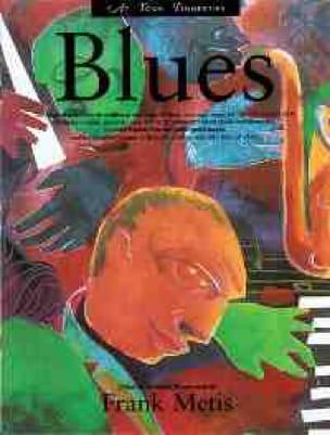 Blues At Your Fingertips - Franck Metis - Partition - laflutedepan.com